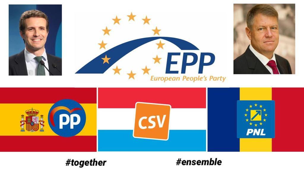 Soutien des candidats PPE aux élections en Espagne & Roumanie